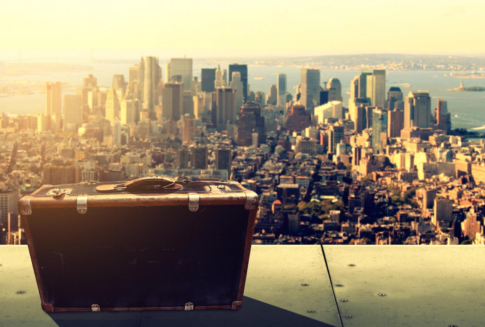 Gepäckaufbewahrung in New York City