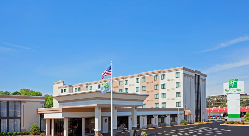 Holiday Inn Hasbrouck Heights-Meadowlands 08
