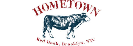 Logo Hometown Bar-B-Que