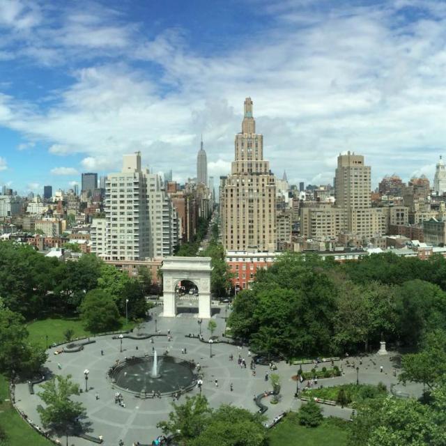 Der Washington Square Park
