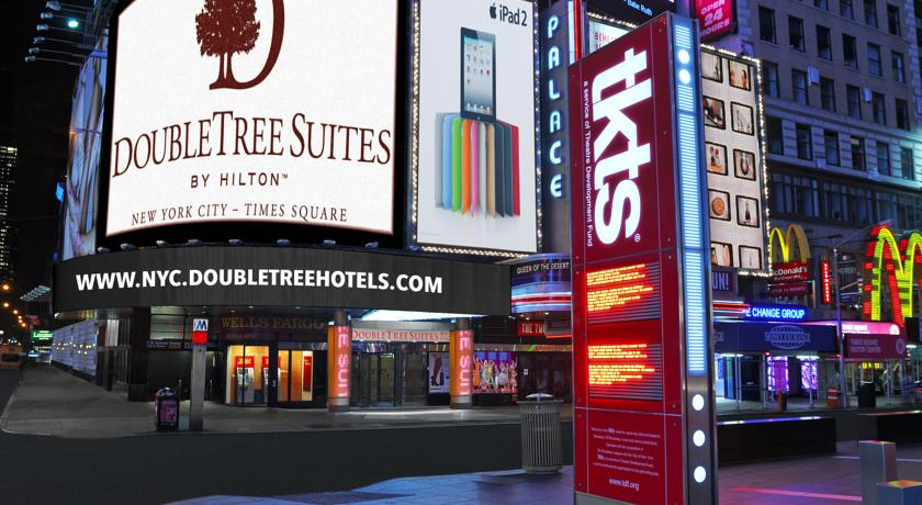 DoubleTree Suites by Hilton New York City – Times Square 07