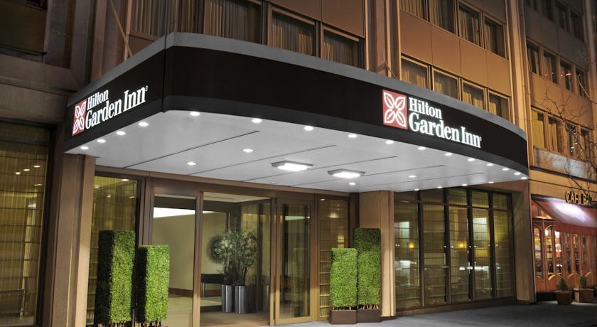 Die 7 besten kinderfreundlichen hotels in new york for Hilton garden inn nyc 52nd street