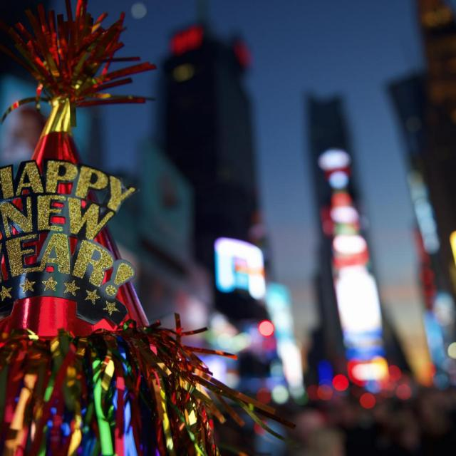 Silvester Bootsfahrt in New York