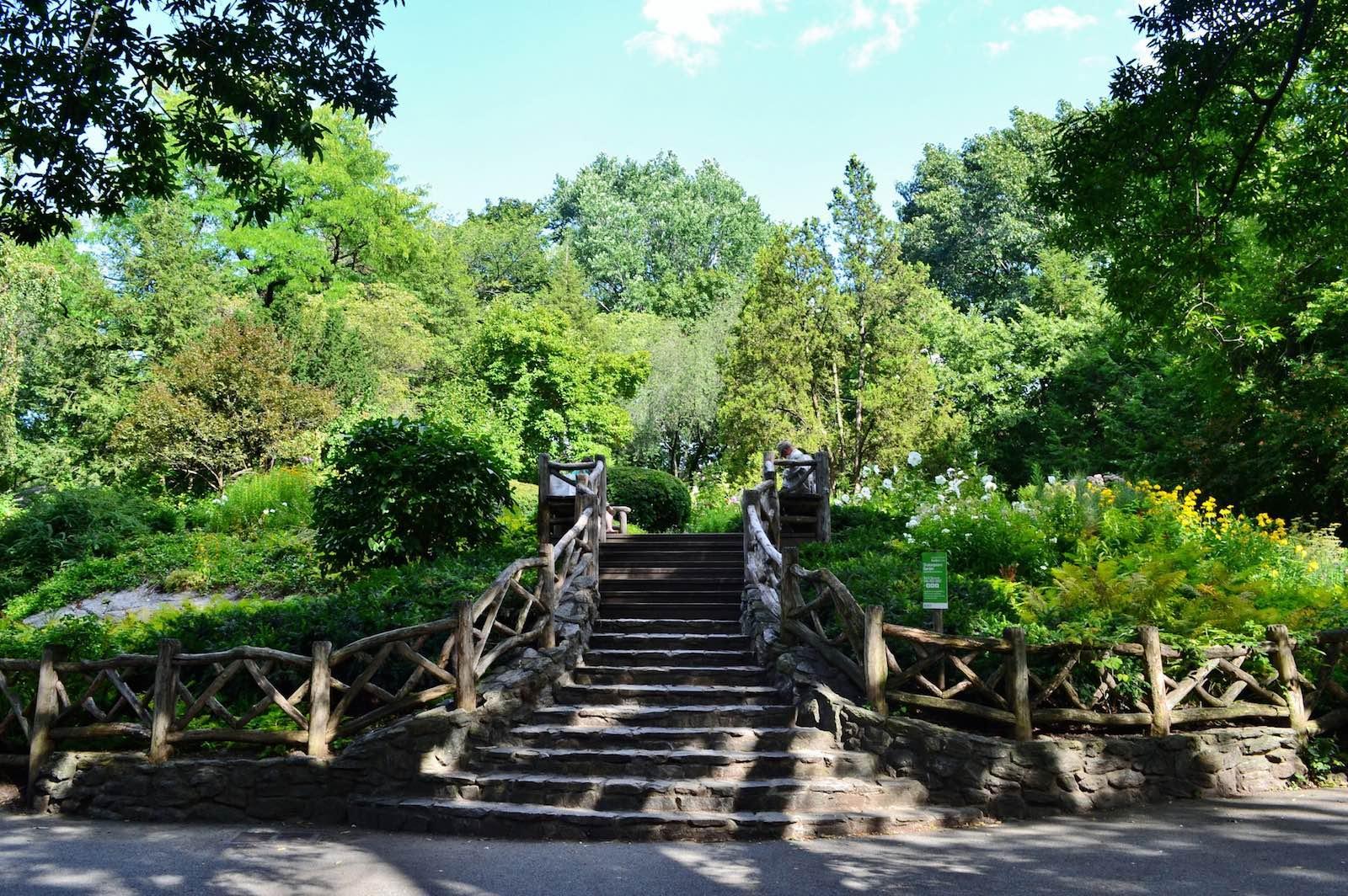 Sommer im Central Park