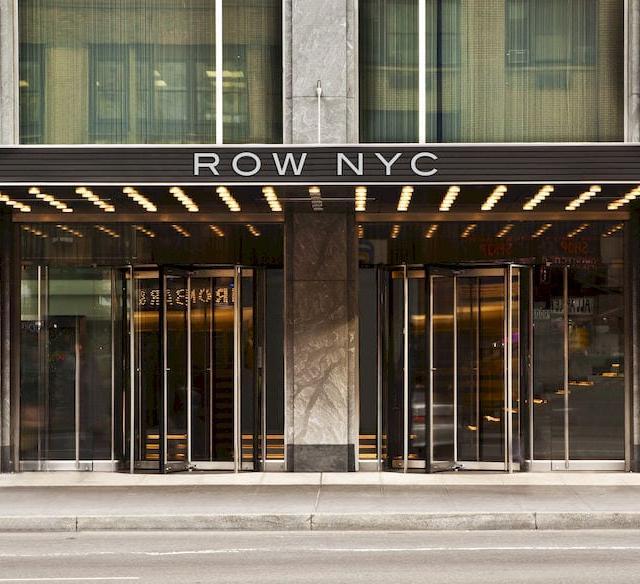 Das Row NYC Hotel