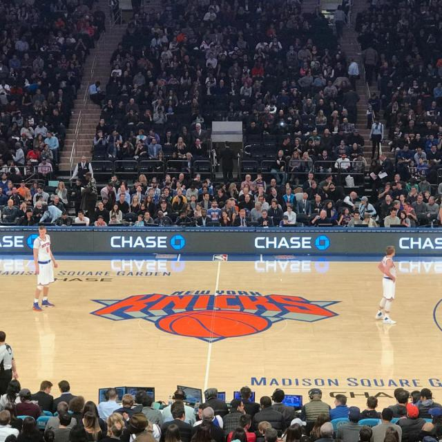 New York Knicks Tickets für 2019 inkl. Team Guide