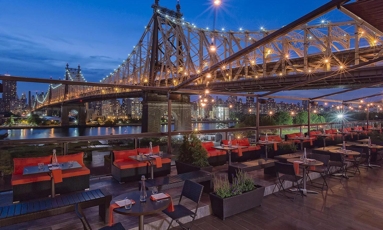 Penthouse808 Rooftop-Bar und Lounge in Queens | Loving New ...