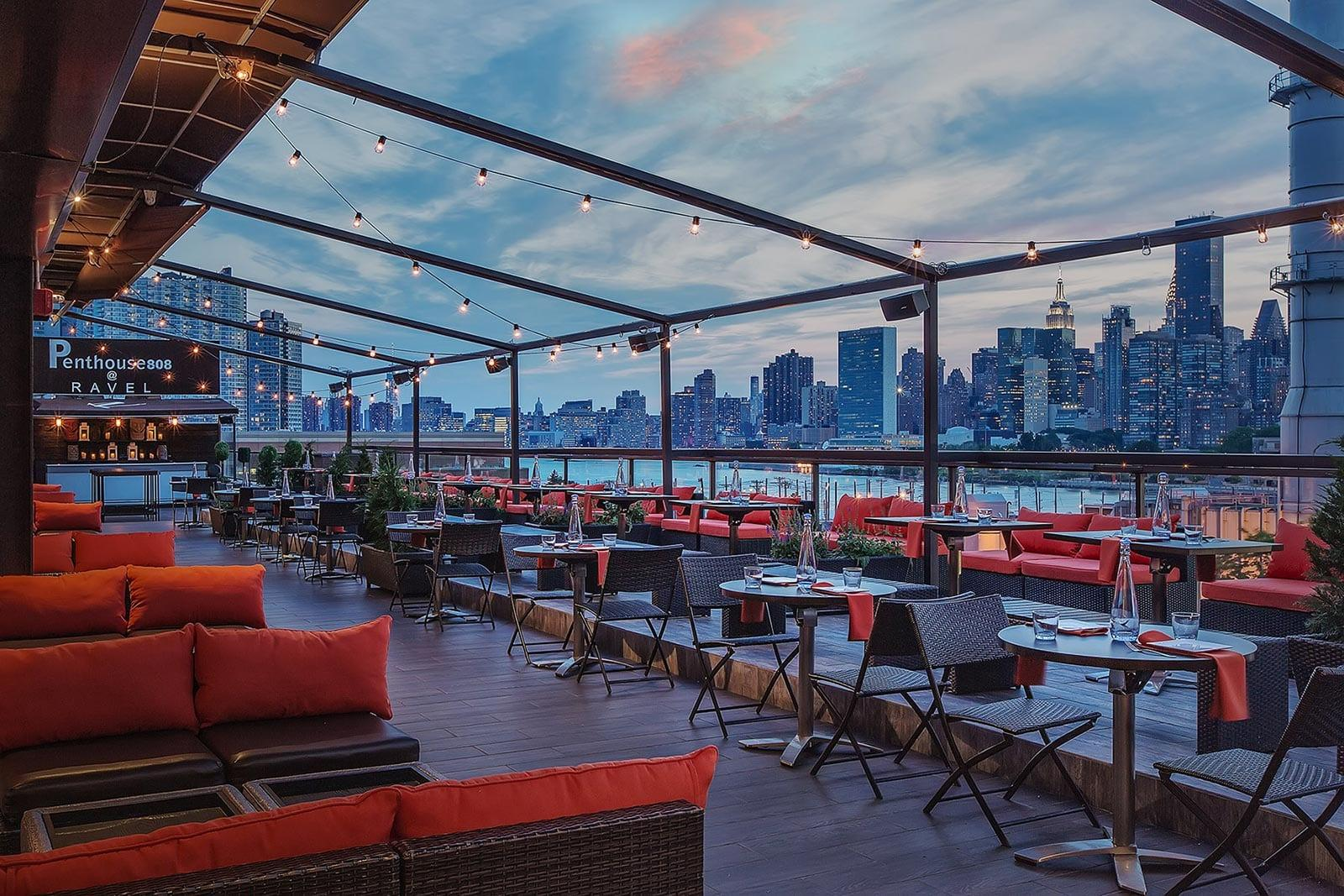 Rooftop-Bars