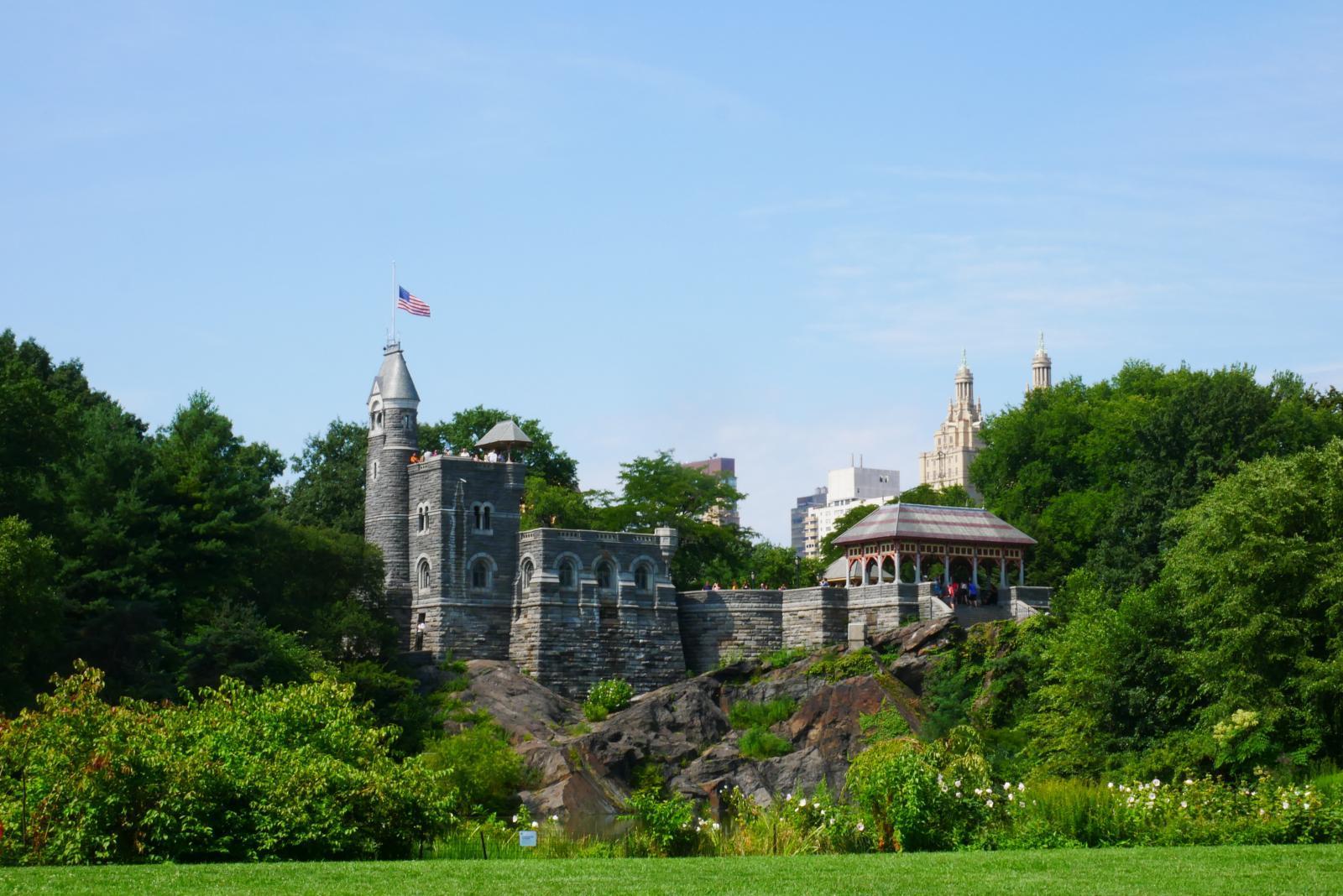 Belverde Castle Central Park