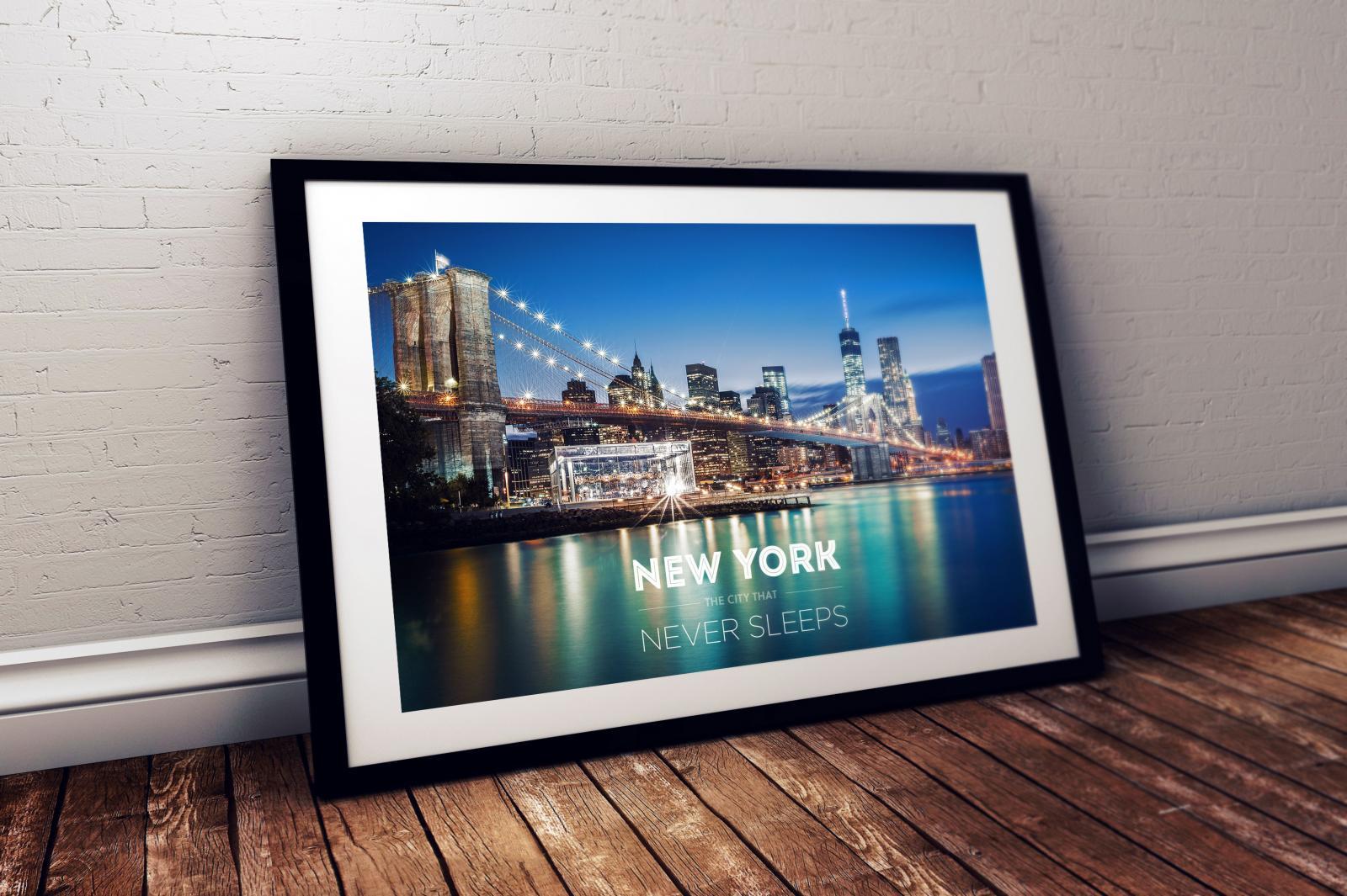 new york poster gro e auswahl g nstige preise. Black Bedroom Furniture Sets. Home Design Ideas