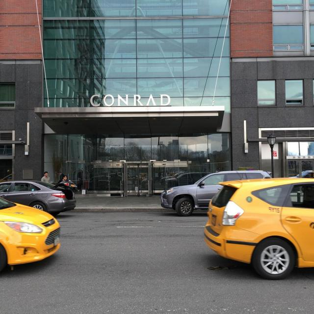 Das Conrad New York Hotel