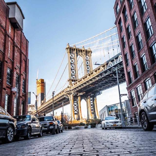 Die schönsten Brücken in New York