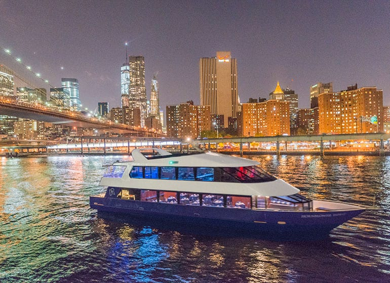 New Years Eve Cruise Nyc