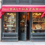 Restaurant Balthazar in SoHo