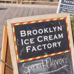 Die Brooklyn Ice Cream Factory in Brooklyn Heights