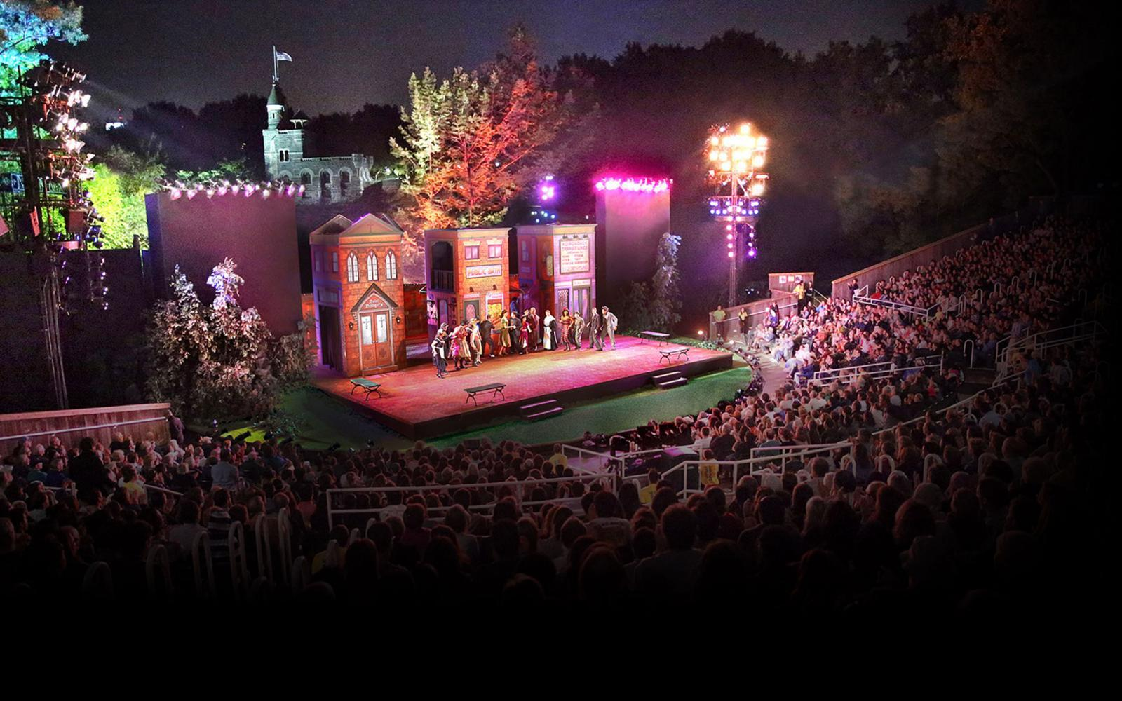 Shakespeare in the Park
