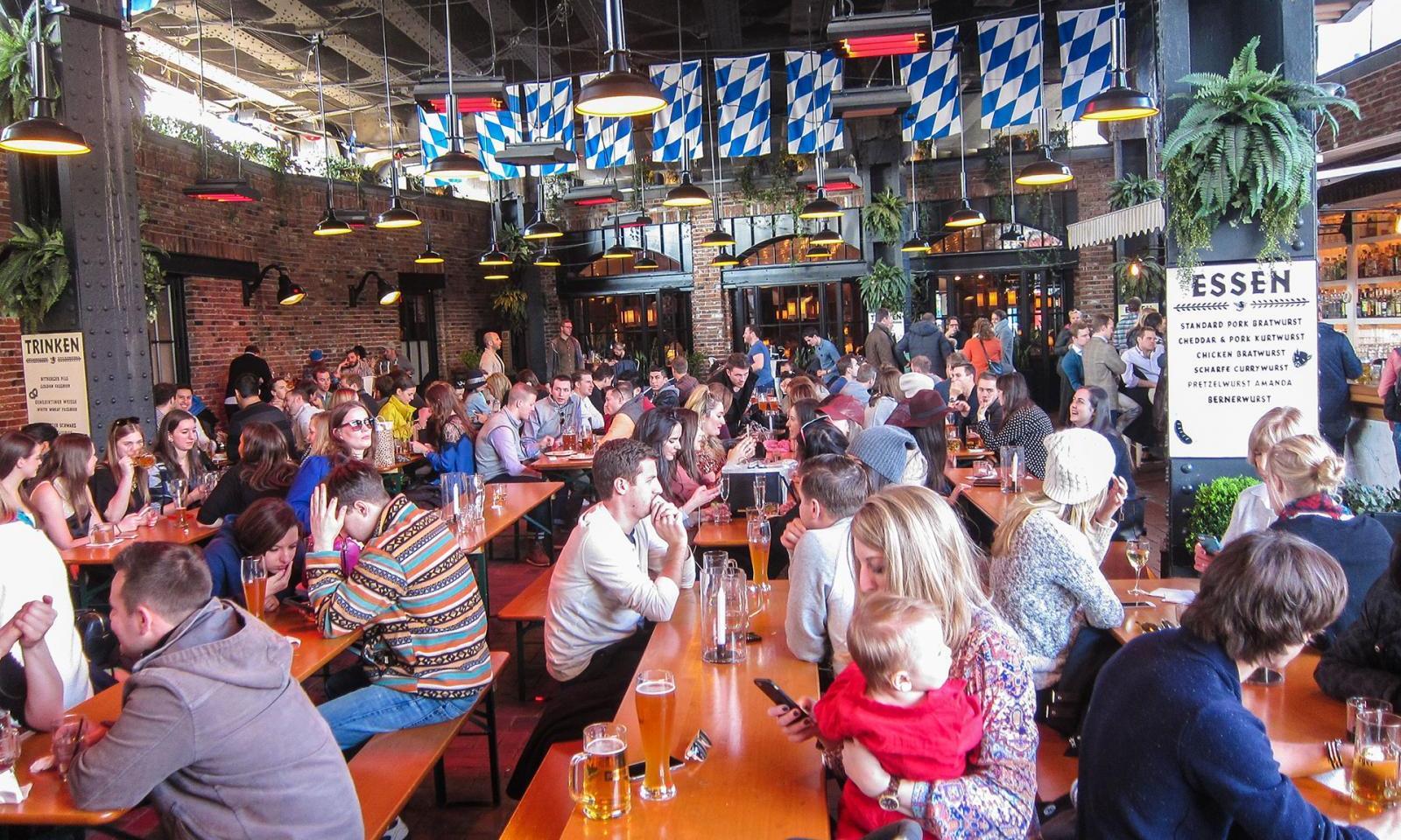 ᐅ Die Besten Biergarten In New York