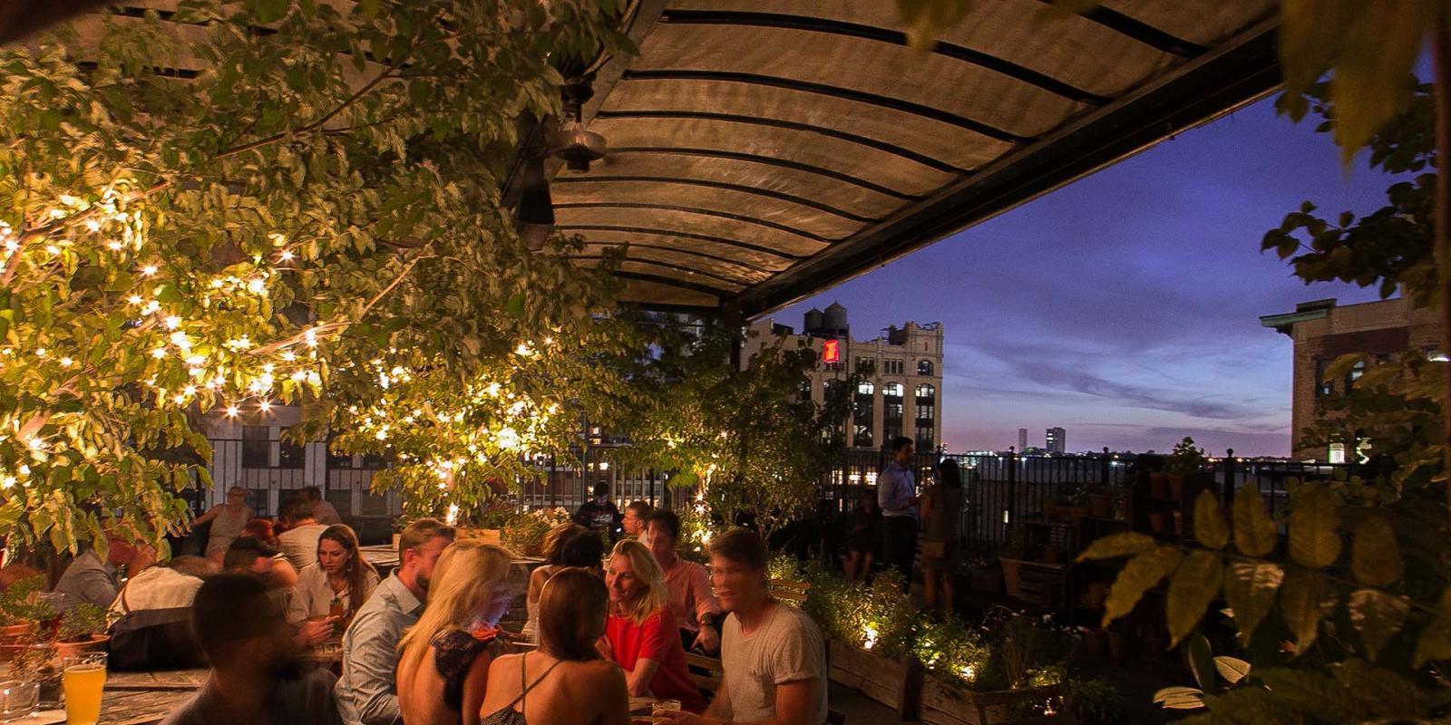 Die 33 Besten Rooftop Bars Von New York Insider Tipps August 2019