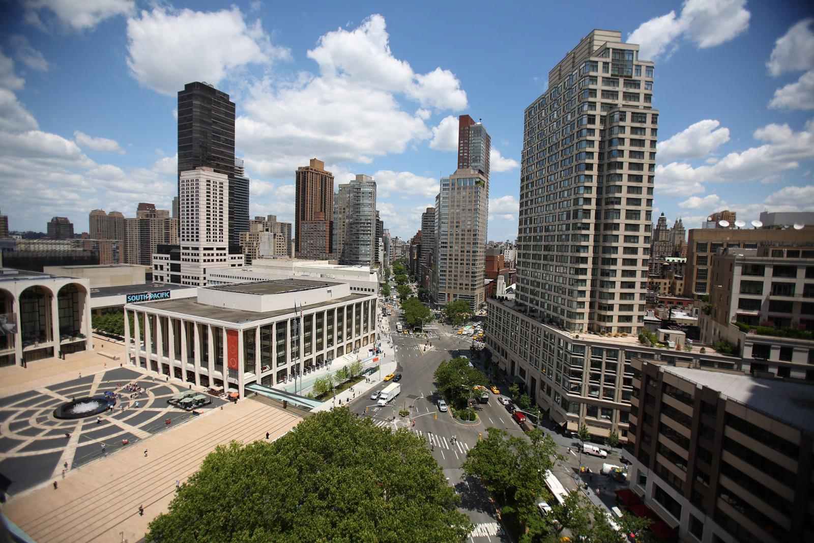 Das Lincoln Center in New York | Loving New York