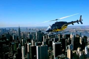 Helicopter Tour over New York