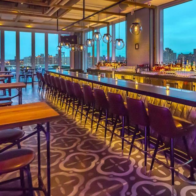 Die besten Rooftop-Restaurants in New York