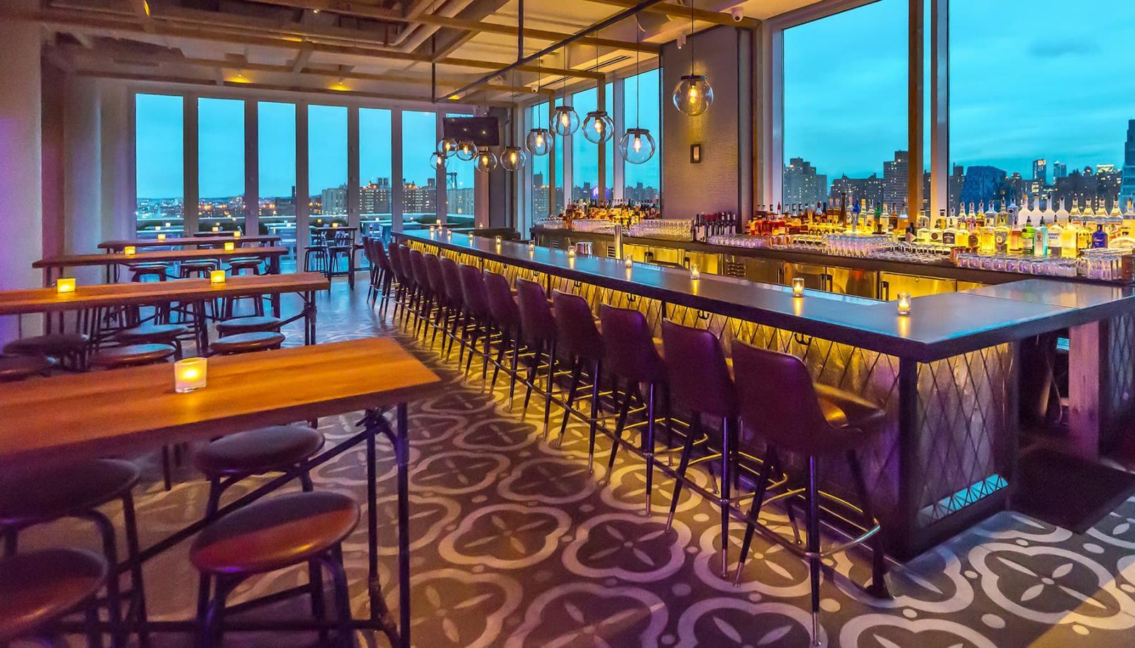 Die Besten Rooftop Restaurants In New York 2019