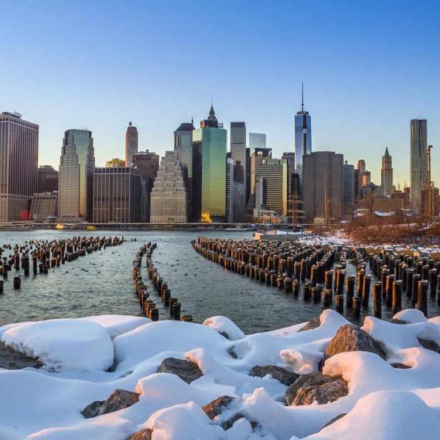 Unsere TOP 10 New York Sehenswürdigkeiten im Winter