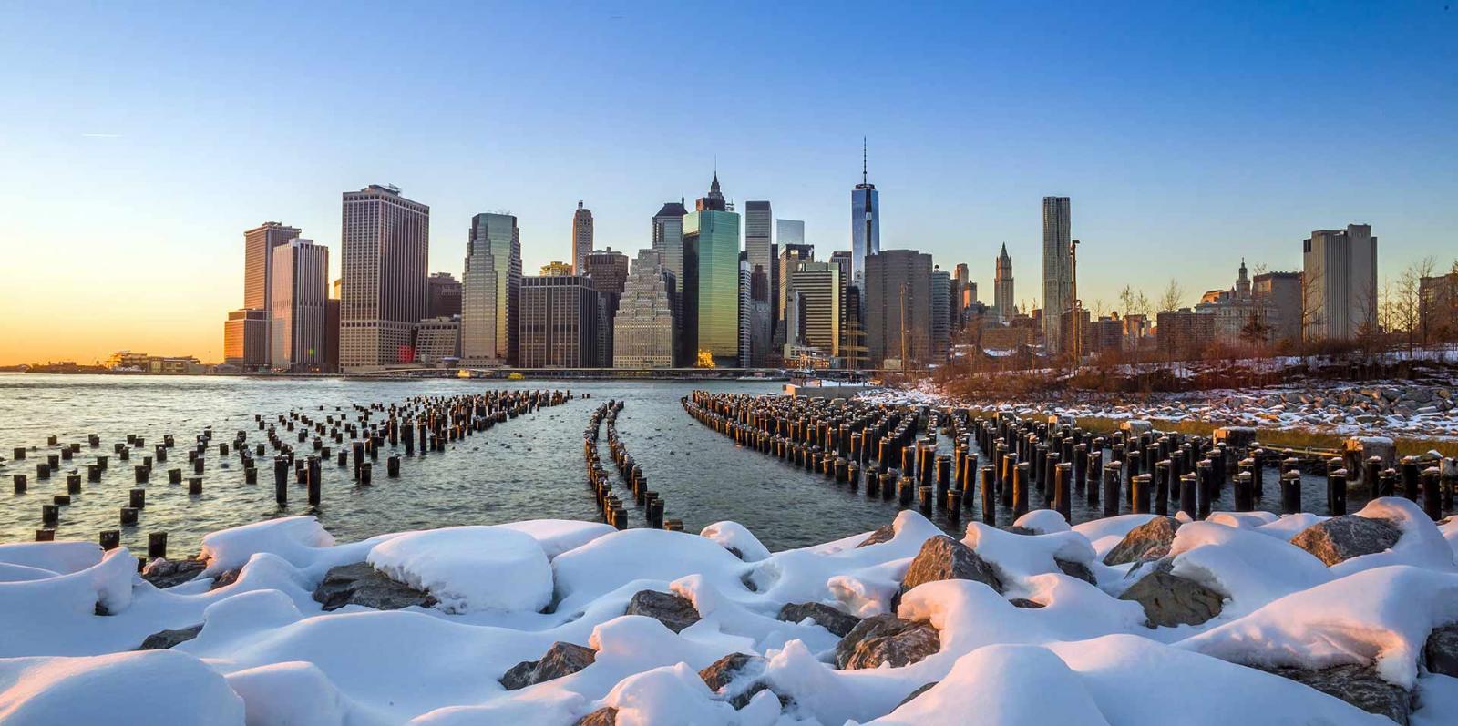 Hekte barer New York City