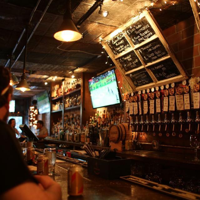 Fußball schauen in New York