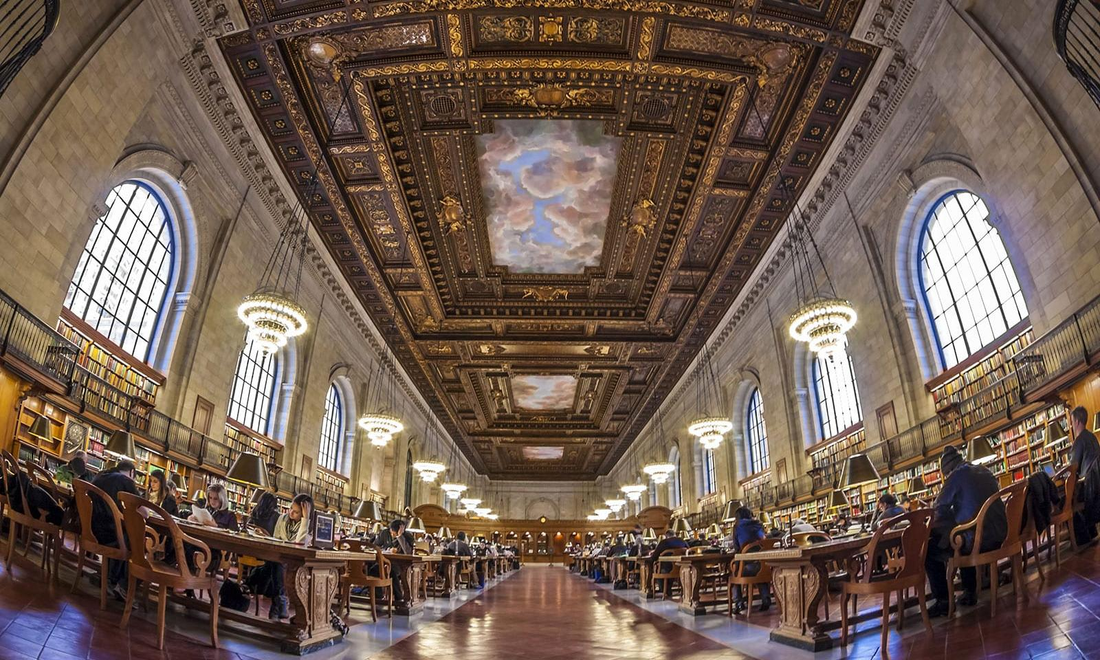 Die New York Public Library