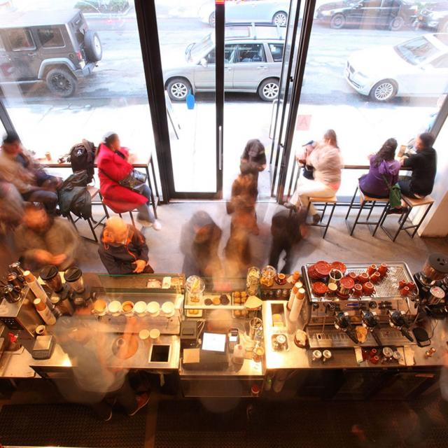 Top 10 Coffee Shops in New York City