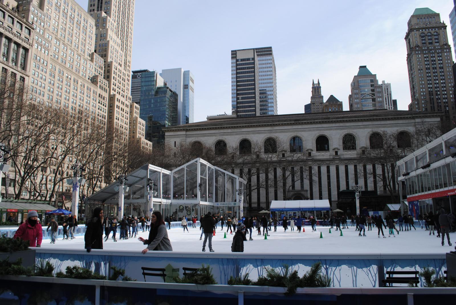 Dezember in New York