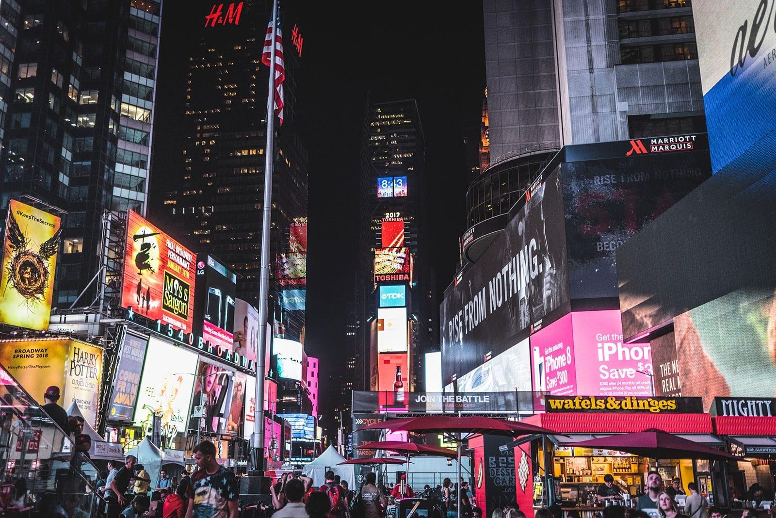 🎇 Neujahr in New York- Persönliche Tipps für den Neujahrstag 2019