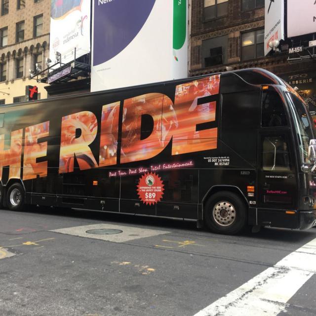 The Ride in New York – Die Ideale Bustour für Insider