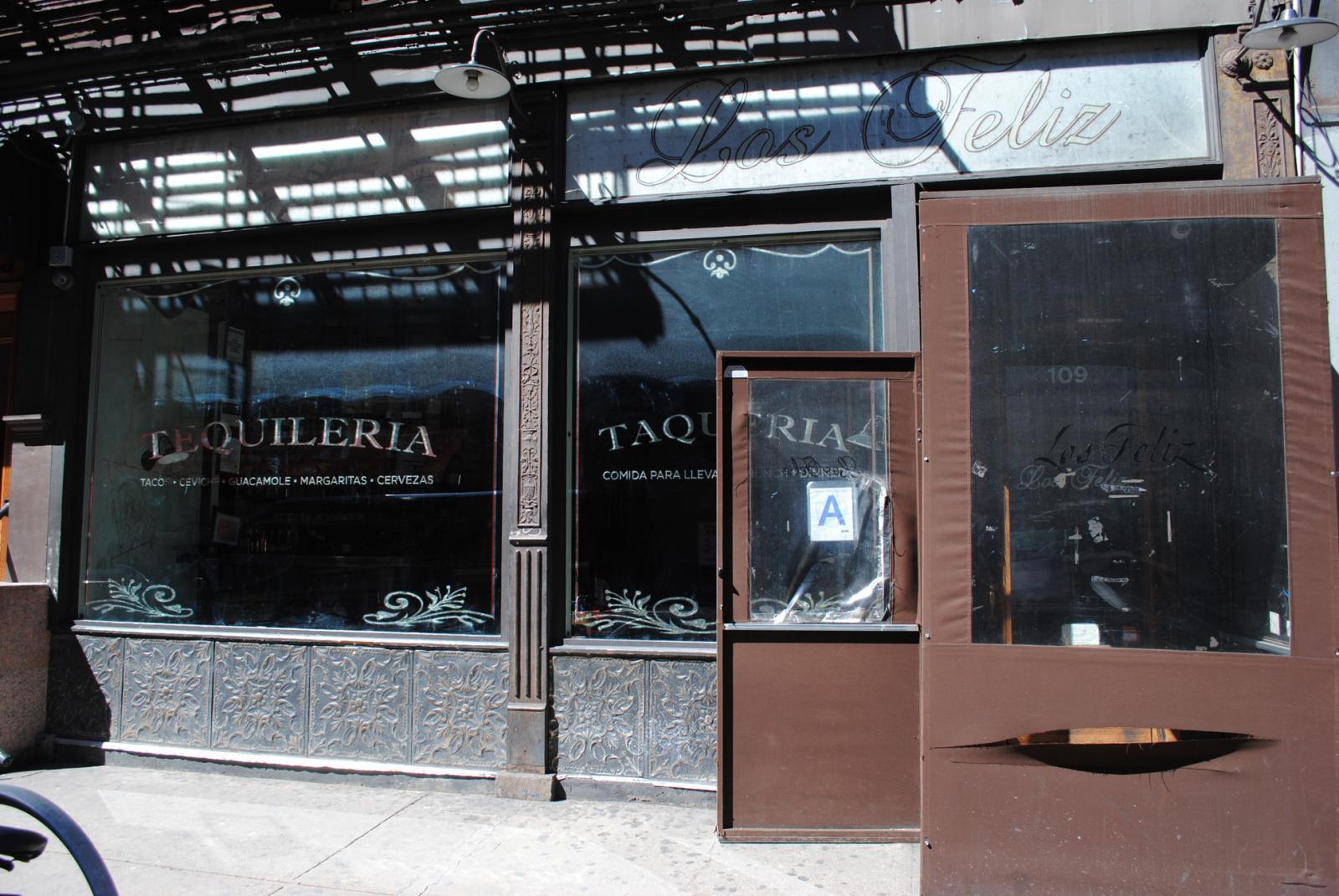 Top Bars Lower East Side
