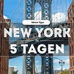 5 Tage New York