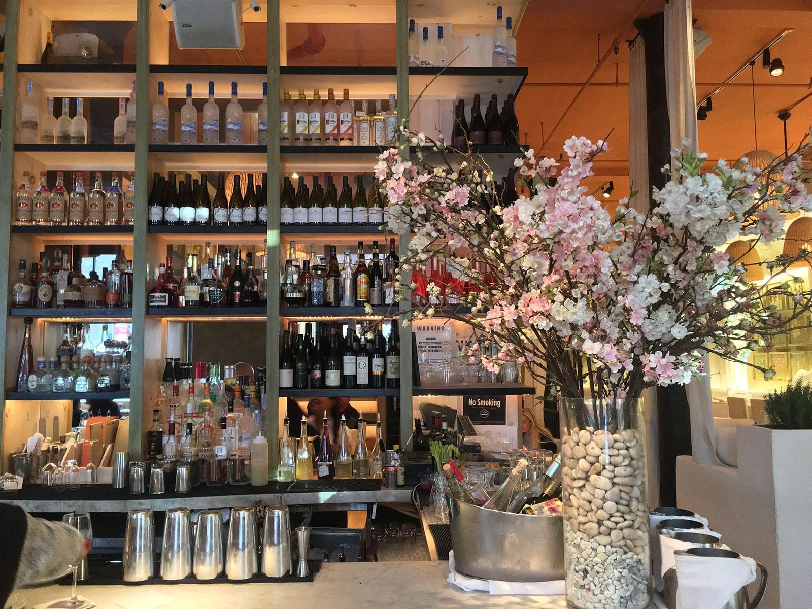 Olives new york / Austin restaurant