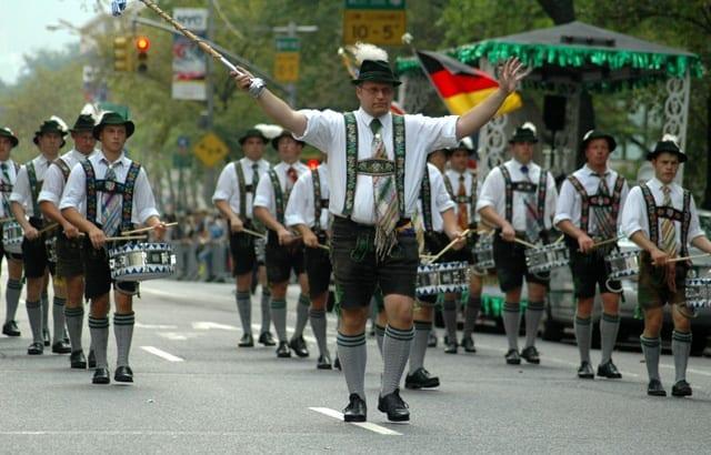 Steubenparade