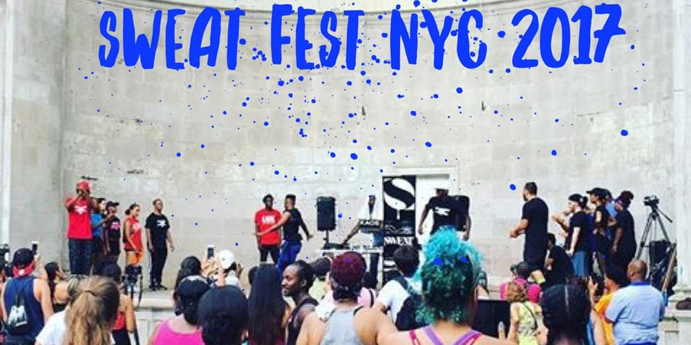 sweat fest nyc