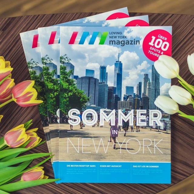 New York im Sommer – Magazin
