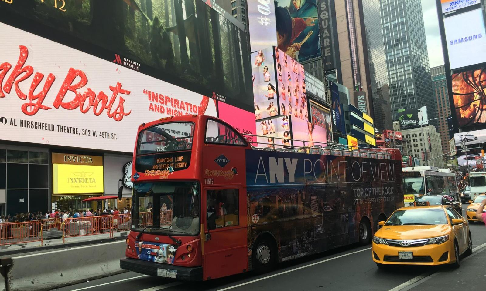Dec 03, · Gray Line New York Sightseeing, New York City: Hours, Address, Gray Line New York Sightseeing Reviews: /5. United States ; New York (NY) Keep in mind, there are several different Hop on hop off bus lines under Grey lines. They are colour /5(K).