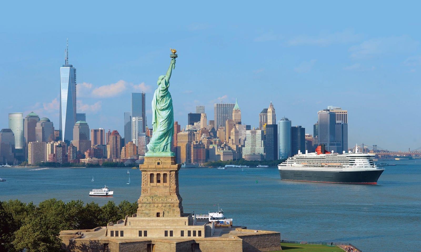 Kreuzfahrt Nach New York Alle Anbieter Vergleich Preise 2019
