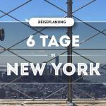 6 Tage New York