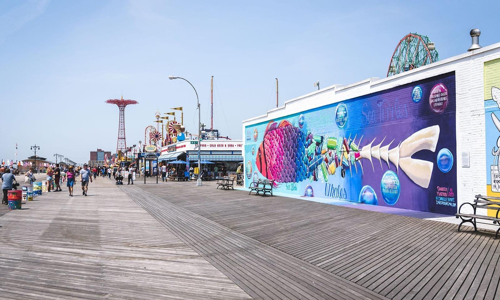 Tatiana Grill Coney Island