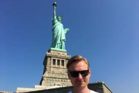 Tour a la Estatua de la Libertad