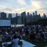 Free Summer Movies in New York