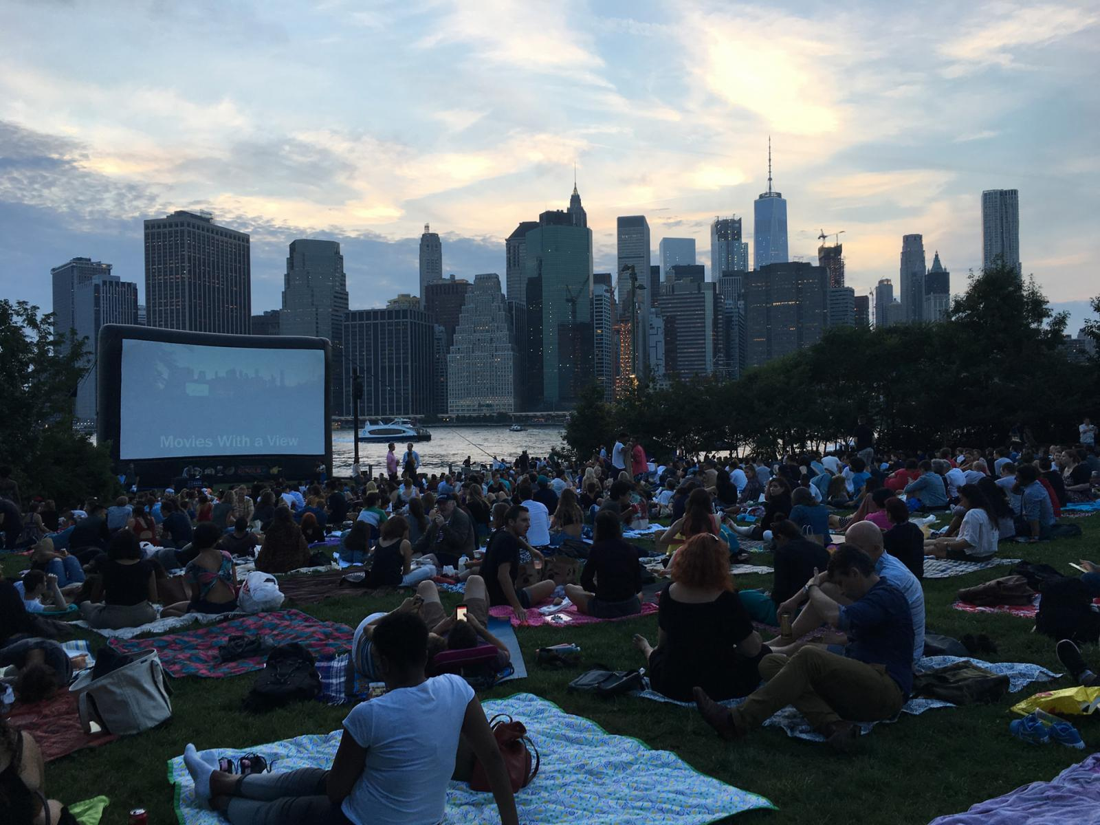 Movies with a view
