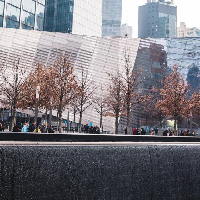Das 9/11 Memorial Museum in New York