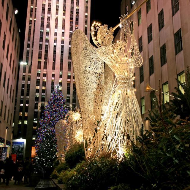 Die besten Aktivitäten zu Weihnachten in New York