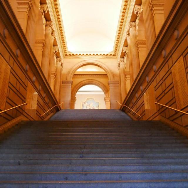 EmptyMet-Tour im Metropolitan Museum of Art